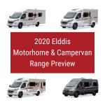 2020 Elddis Motorhome Range