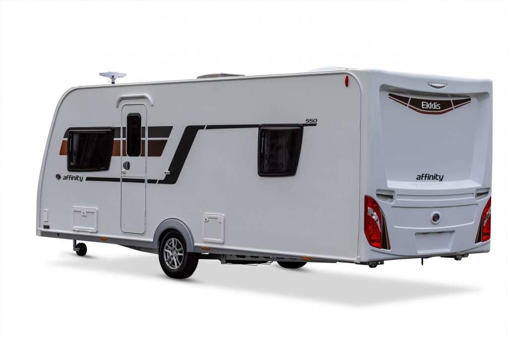 Affinity 550 Rear