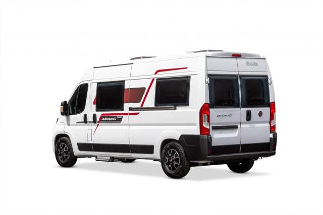 Autoquest CV60 Rear