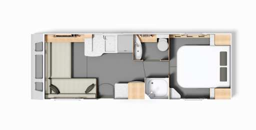 Buccaneer Barracuda - FloorPlan