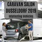 Interesting Vehicles at CARAVAN SALON DÜSSELDORF 2019