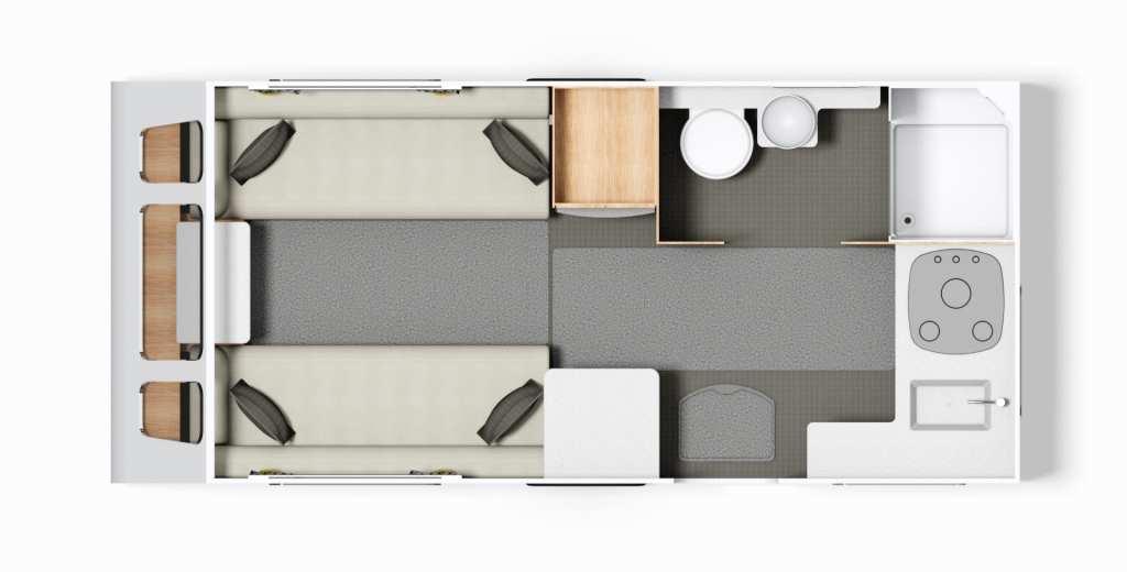 Xplore 422 - FloorPlan