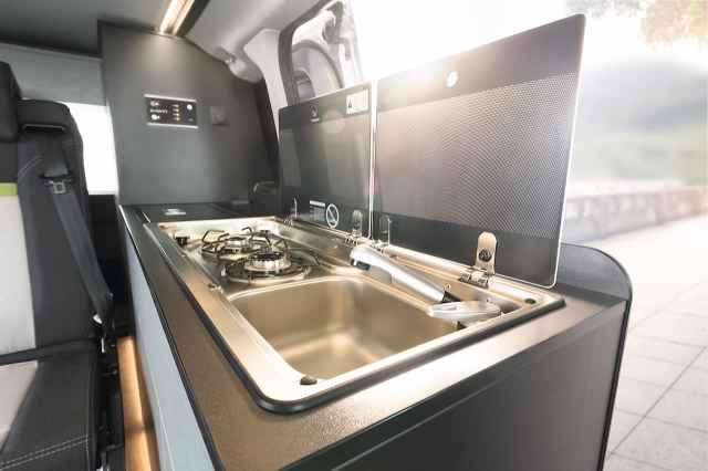 Globevan Kitchen