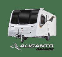 Bailey Alicanto Grande a NEW 2020 Bailey Caravan