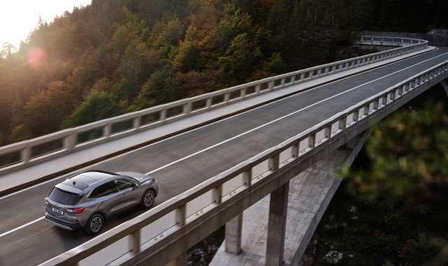 The All-New Ford Kuga will deliver best in-class fuel efficiency