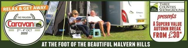Malvern Caravan Show 2020