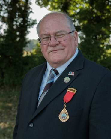 New Chairman elected