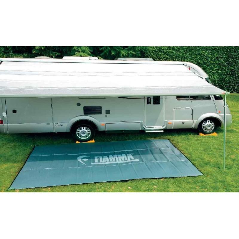 tapis patio mat 340 3 4 x 2 5m pour caravane et camping car