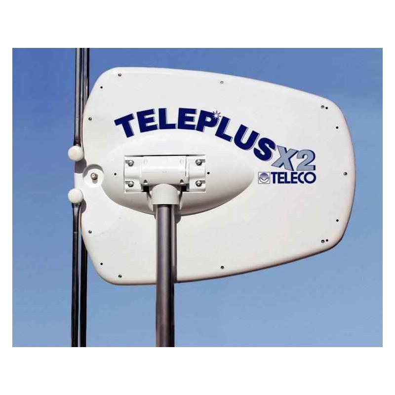 antenne directionnelle teleco teleplus pour caravane et camping car