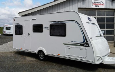 Caravelair Style 470..SOLGT
