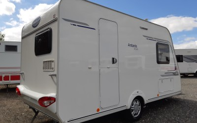 Caravelair Style 400..SOLGT
