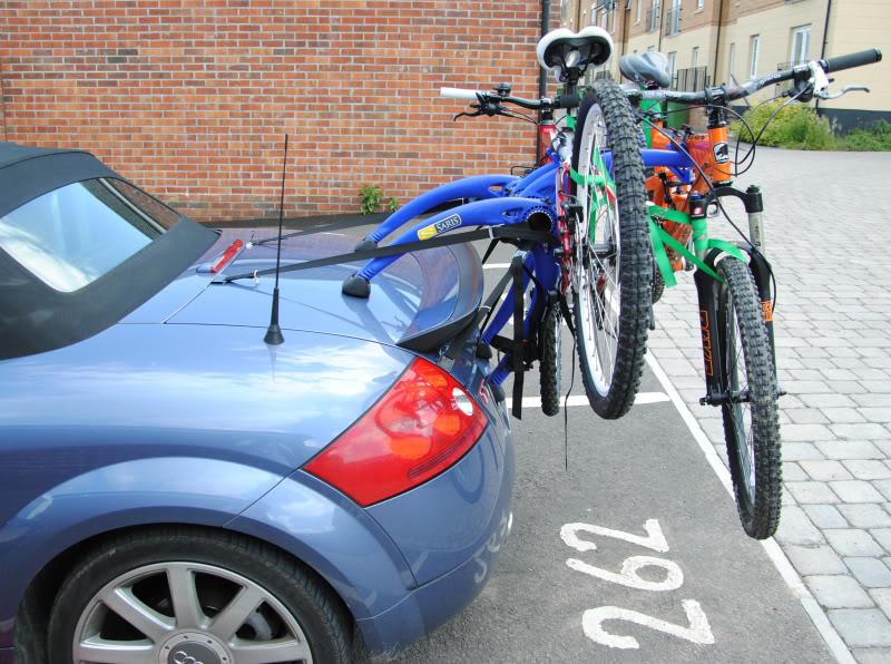 Audi Tt Roadster Bike Rack
