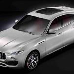 新型SUVマセラティ レヴァンテ発表!性能・価格・エンジンは?