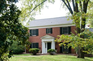Carbine & Associate, house, entrance 3