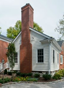 Bricks chimney