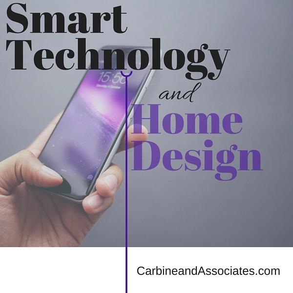Smart Home Technologies: Carbine & Associates Home Builders