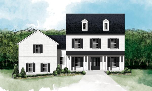 House rendering by Tim Lacapra