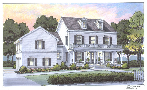 2016 House for Hope Rendering- Carbine & Associates