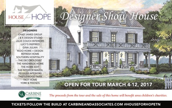 House For Hope Designer Show House 2017