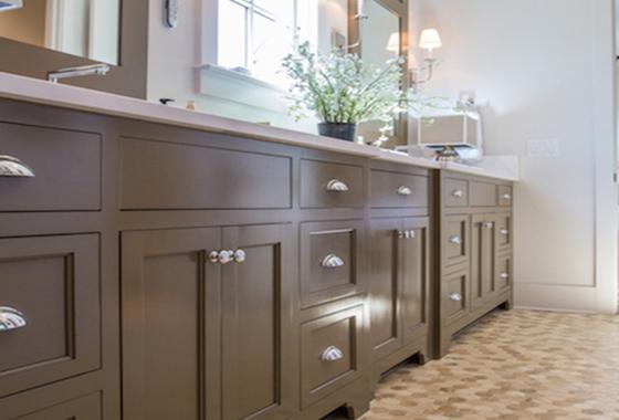 Carbine & Associates Home Builders - Bathrooms