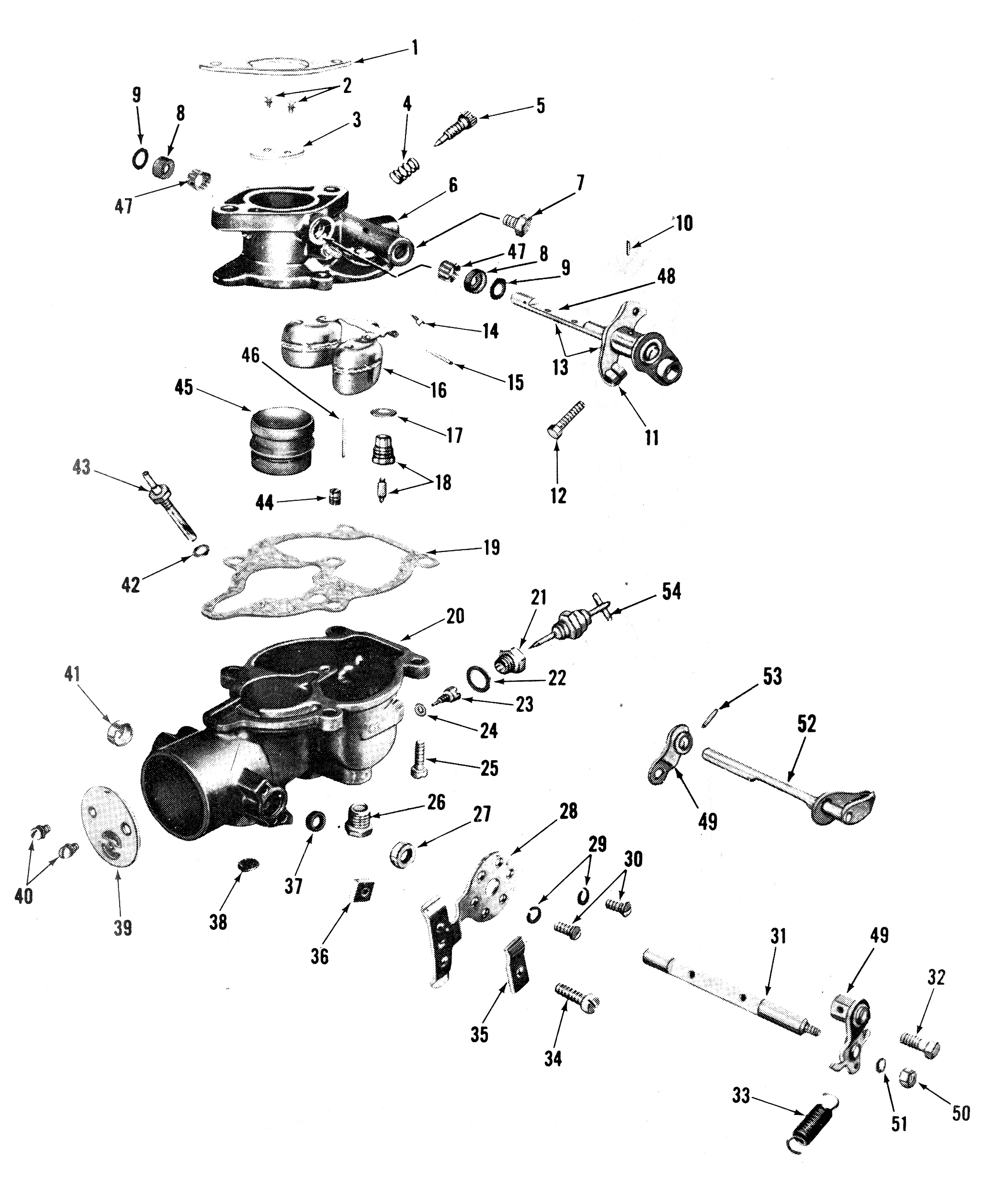 John Deere 68 Parts Diagram
