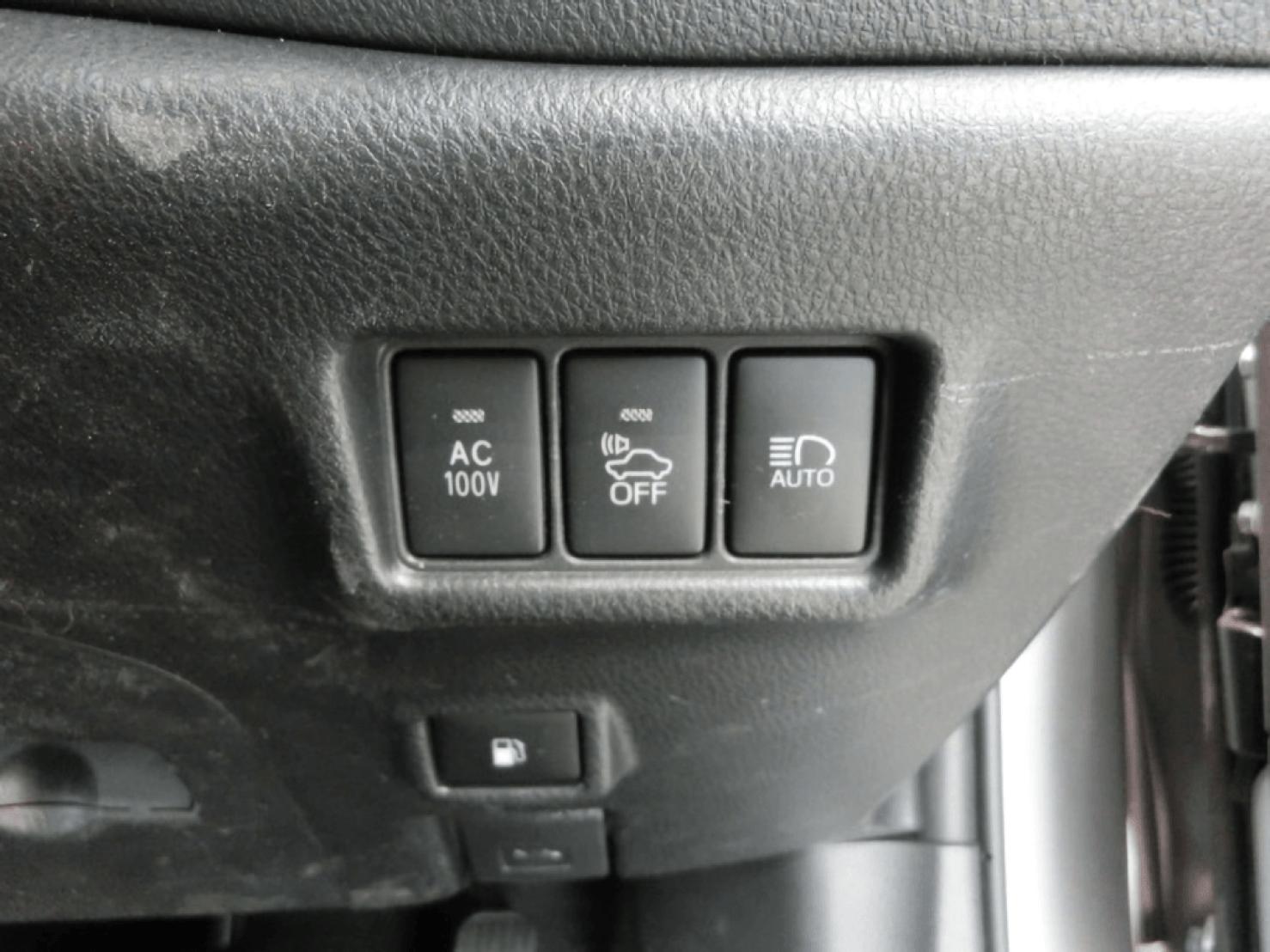 C-HRのスイッチ