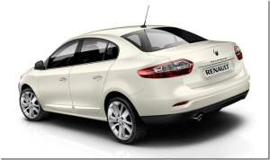 2014 Renault Fluence Facelift Launched In India