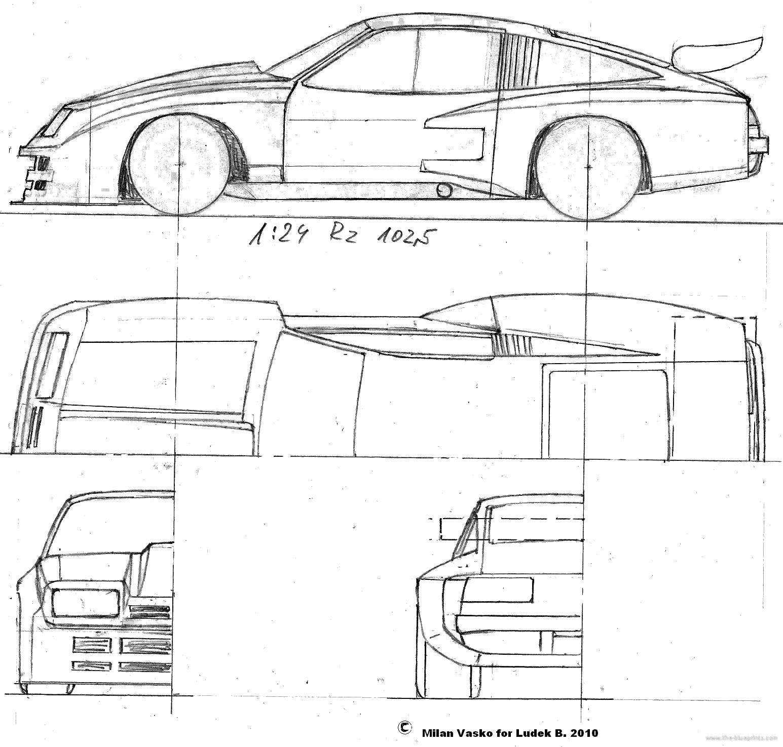 V8 Monza