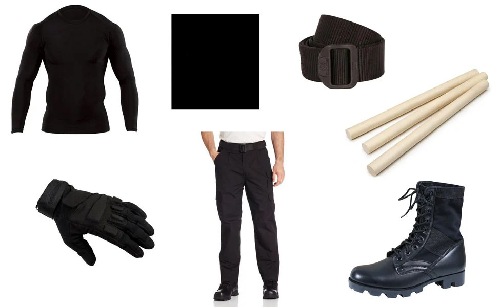 Daredevil Black Costume DIY Guides For Cosplay Amp Halloween
