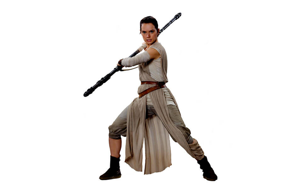 Image result for rey star wars costume