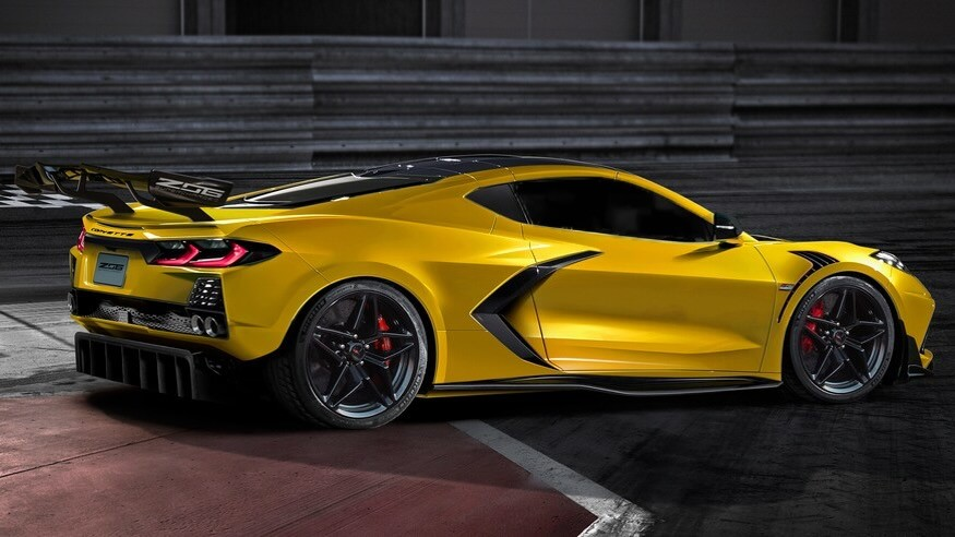 c8 corvette zr1 to get hybrid twinturbo dohc v8 with 900