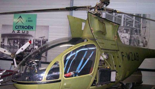 シトロエンがヘリコプターを作っていた!?