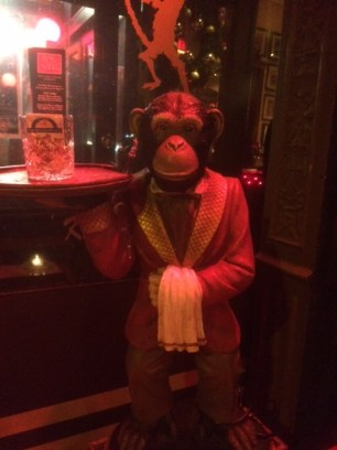 The previously mentioned Drunken Monkey