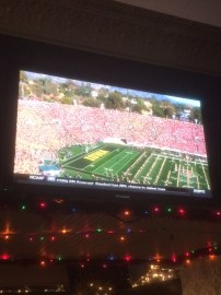 What is this on TV? Football