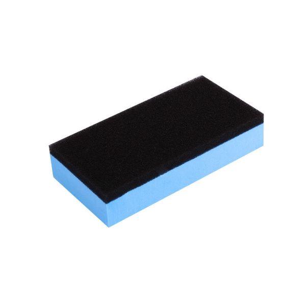 blue ceramic coating applicator