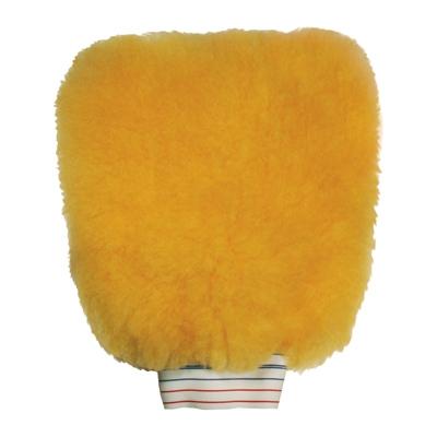wash mitt with cuff