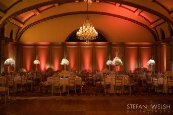 Lighting by Carcano DJ at Langham Pasadena