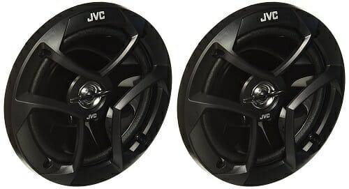 JVC CS-J620 300W 6.5-Inch CS Series 2-Way Coaxial Car Speakers