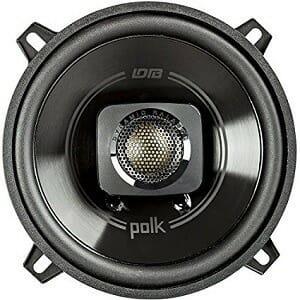 Polk Audio DB522 5.25-Inch 300-Watt 2-Way Car Speakers
