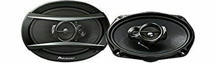 Pioneer TS-A6966R 6 x 9 3-Way Speaker