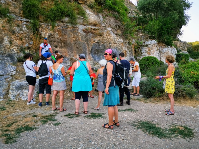 groupe du jeu de piste game of minerve 2019