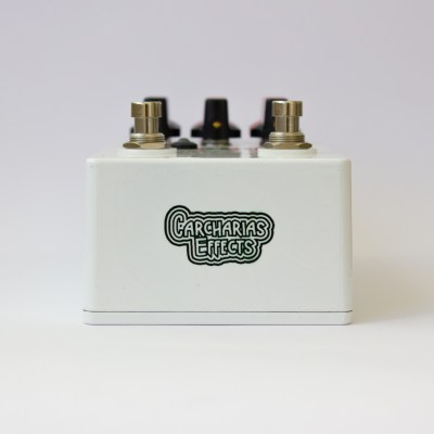 Orbit Model T Preamp bottom