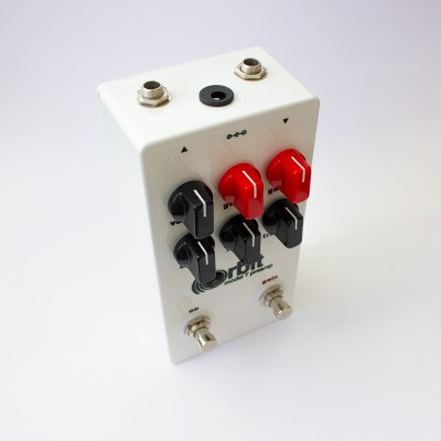 Orbit Model T Preamp glamour