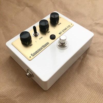 WTF Octave Fuzz Foxx Tone Machine clone left