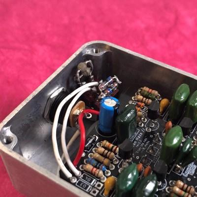 Blue Rhino gutshot closeup diodes