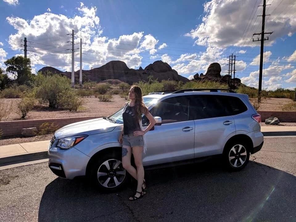 Sara, 2018 Subaru Forester Premium, $8050 in total savings! - Car Concierge Pro | Car Buying Service | Best Car Deals | Client Review