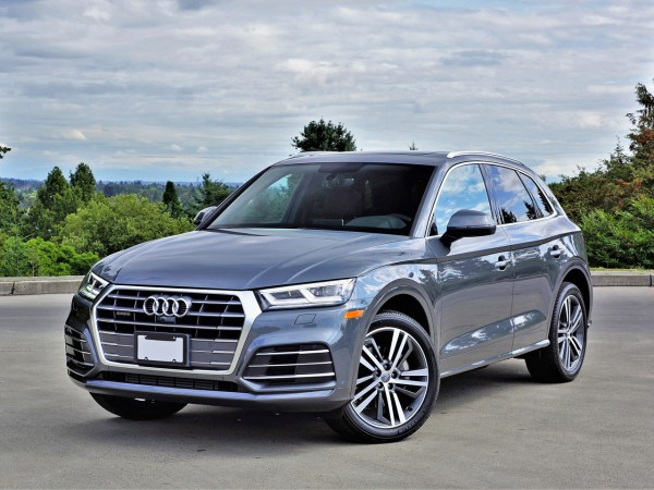 2018 Audi Q5 2.0 TFSI Quattro Technik Road Test Review ...