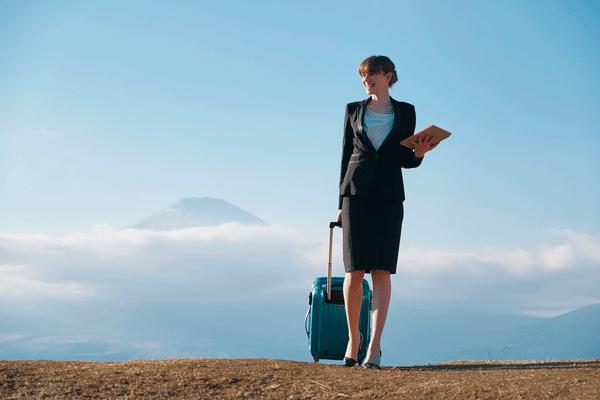 2.旅行や出張で使える特典が多い