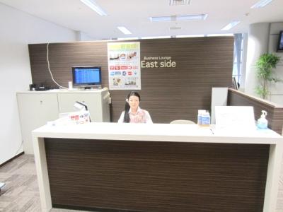 仙台空港の空港ラウンジ「ビジネスラウンジEAST SIDE」(旅客ターミナル3階)