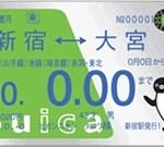 Suica定期券 クレジットカード ビューカード